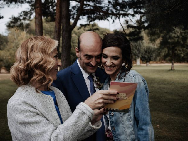 La boda de Nacho y Taty en Rascafria, Madrid 456