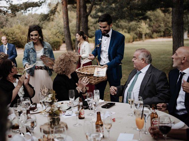 La boda de Nacho y Taty en Rascafria, Madrid 458
