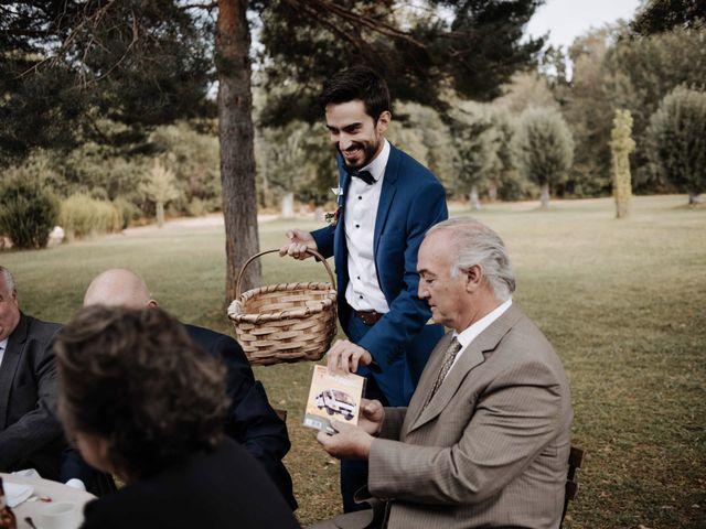 La boda de Nacho y Taty en Rascafria, Madrid 459