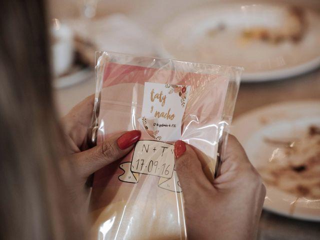 La boda de Nacho y Taty en Rascafria, Madrid 460