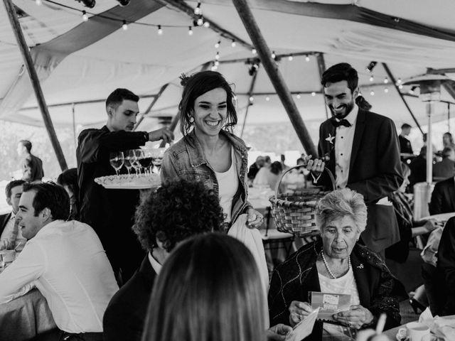 La boda de Nacho y Taty en Rascafria, Madrid 462