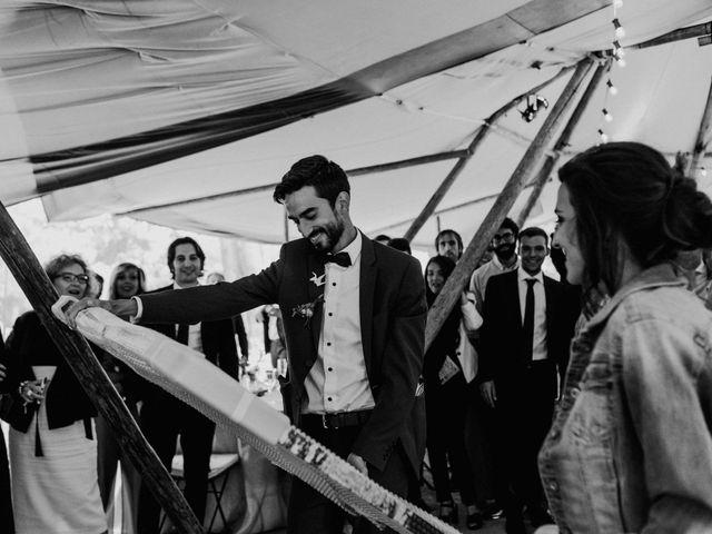 La boda de Nacho y Taty en Rascafria, Madrid 467