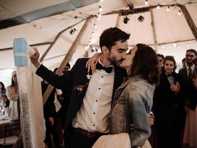 La boda de Nacho y Taty en Rascafria, Madrid 468