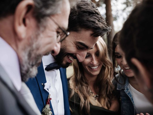 La boda de Nacho y Taty en Rascafria, Madrid 471