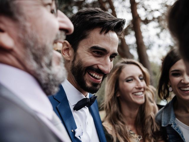 La boda de Nacho y Taty en Rascafria, Madrid 472