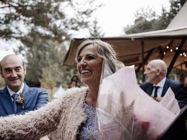 La boda de Nacho y Taty en Rascafria, Madrid 474
