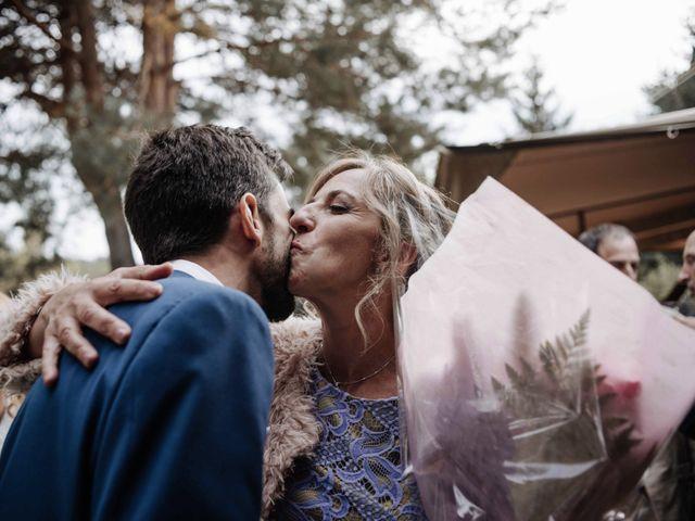 La boda de Nacho y Taty en Rascafria, Madrid 475