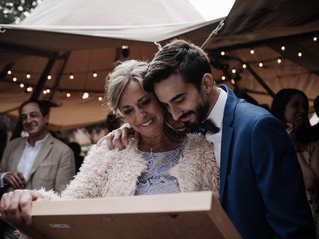 La boda de Nacho y Taty en Rascafria, Madrid 488