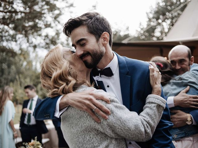 La boda de Nacho y Taty en Rascafria, Madrid 492