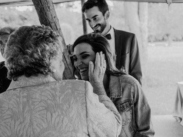 La boda de Nacho y Taty en Rascafria, Madrid 493