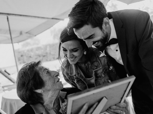 La boda de Nacho y Taty en Rascafria, Madrid 496