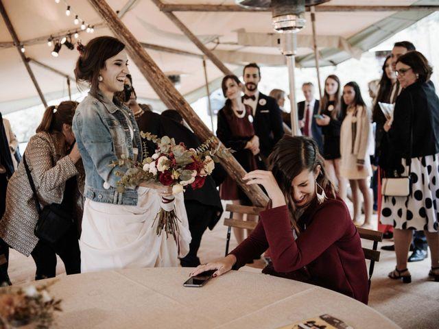 La boda de Nacho y Taty en Rascafria, Madrid 497