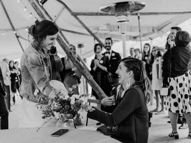 La boda de Nacho y Taty en Rascafria, Madrid 498
