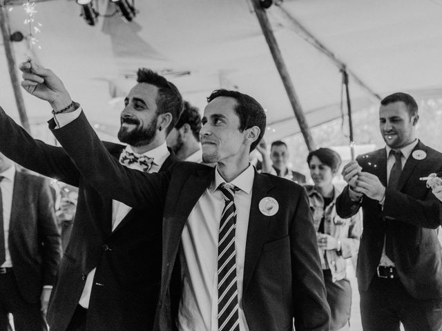 La boda de Nacho y Taty en Rascafria, Madrid 503