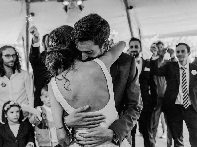 La boda de Nacho y Taty en Rascafria, Madrid 504