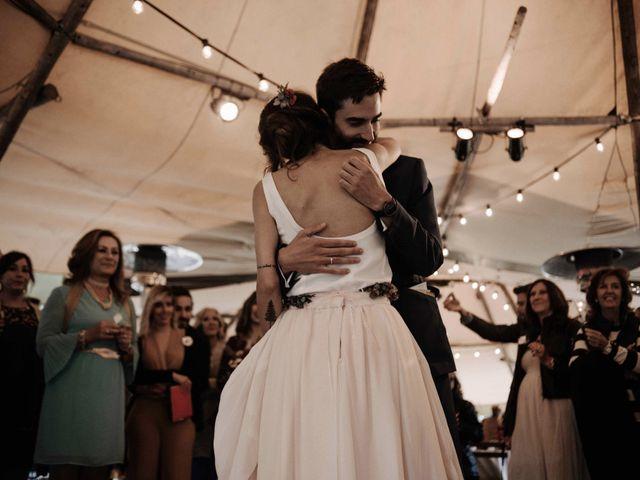 La boda de Nacho y Taty en Rascafria, Madrid 506
