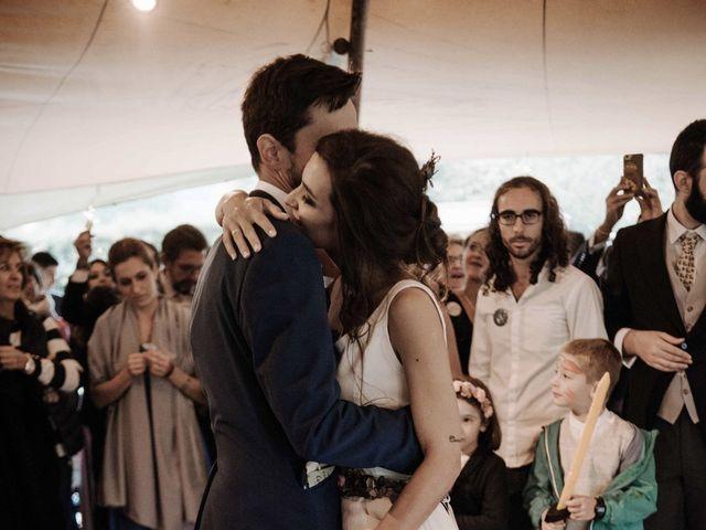 La boda de Nacho y Taty en Rascafria, Madrid 507