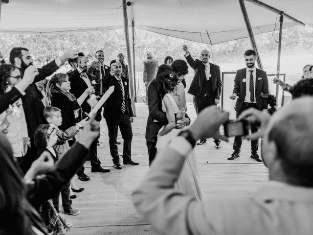 La boda de Nacho y Taty en Rascafria, Madrid 514