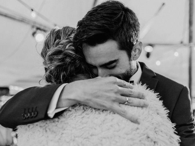 La boda de Nacho y Taty en Rascafria, Madrid 523