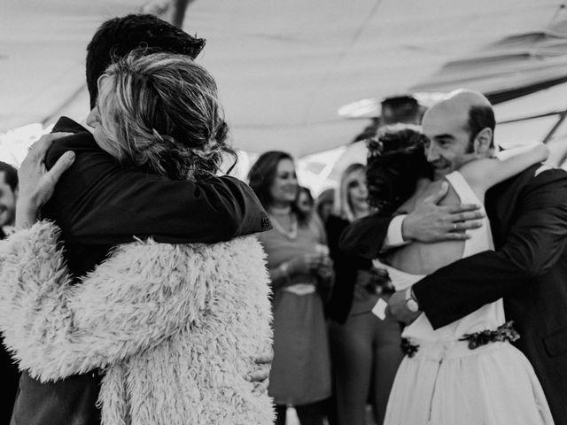 La boda de Nacho y Taty en Rascafria, Madrid 525