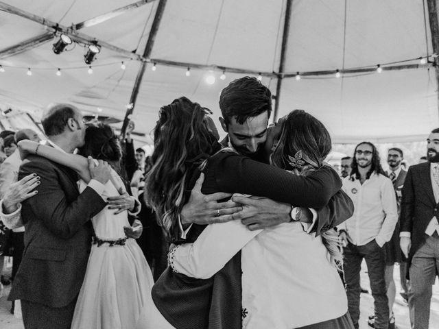 La boda de Nacho y Taty en Rascafria, Madrid 529