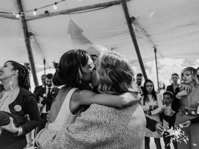 La boda de Nacho y Taty en Rascafria, Madrid 530