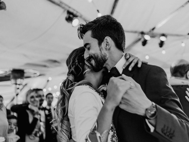 La boda de Nacho y Taty en Rascafria, Madrid 531