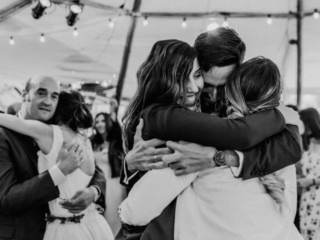 La boda de Nacho y Taty en Rascafria, Madrid 534