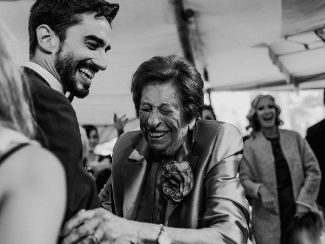 La boda de Nacho y Taty en Rascafria, Madrid 535