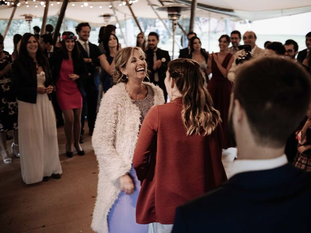 La boda de Nacho y Taty en Rascafria, Madrid 537