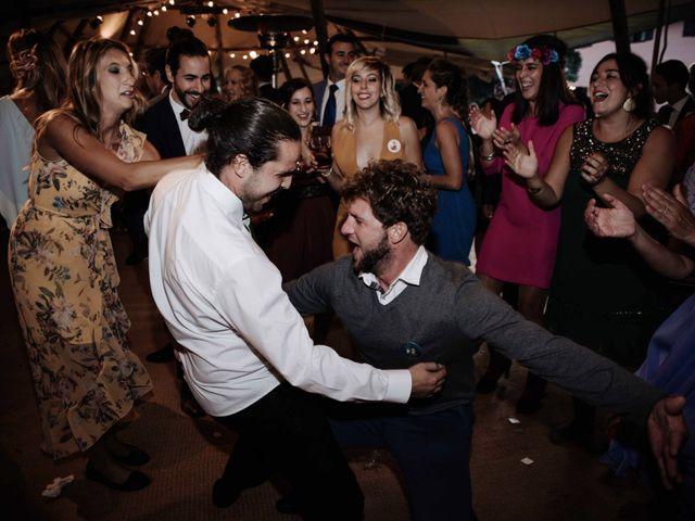 La boda de Nacho y Taty en Rascafria, Madrid 540