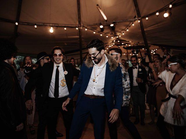 La boda de Nacho y Taty en Rascafria, Madrid 541