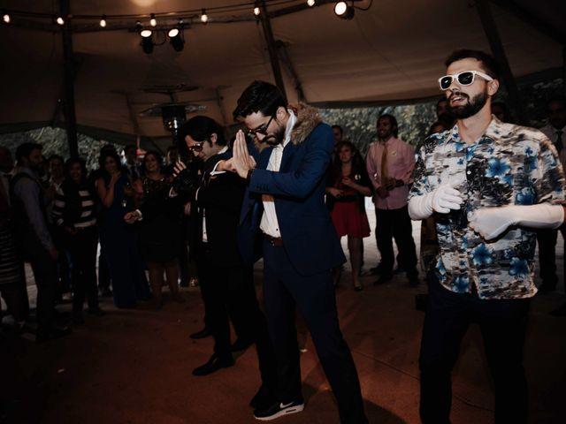 La boda de Nacho y Taty en Rascafria, Madrid 542