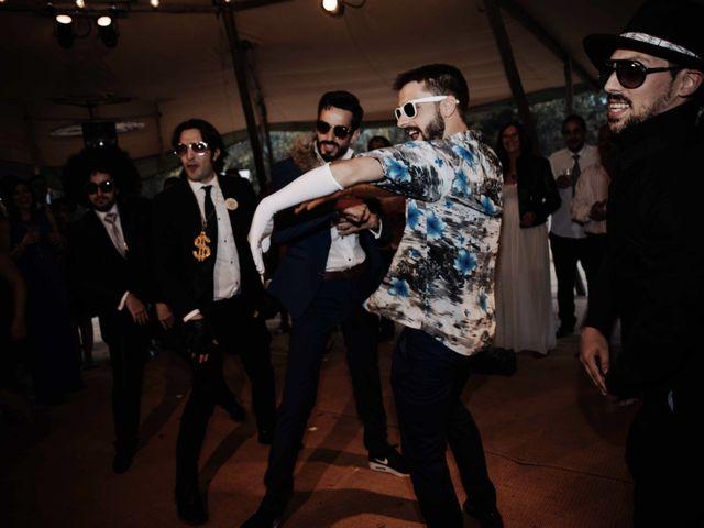 La boda de Nacho y Taty en Rascafria, Madrid 543