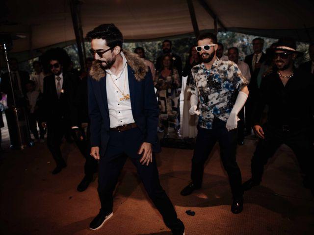 La boda de Nacho y Taty en Rascafria, Madrid 544