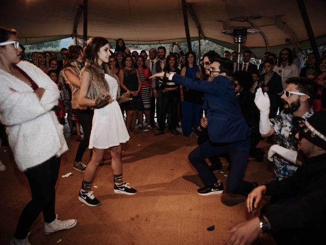 La boda de Nacho y Taty en Rascafria, Madrid 547