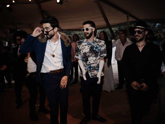 La boda de Nacho y Taty en Rascafria, Madrid 548