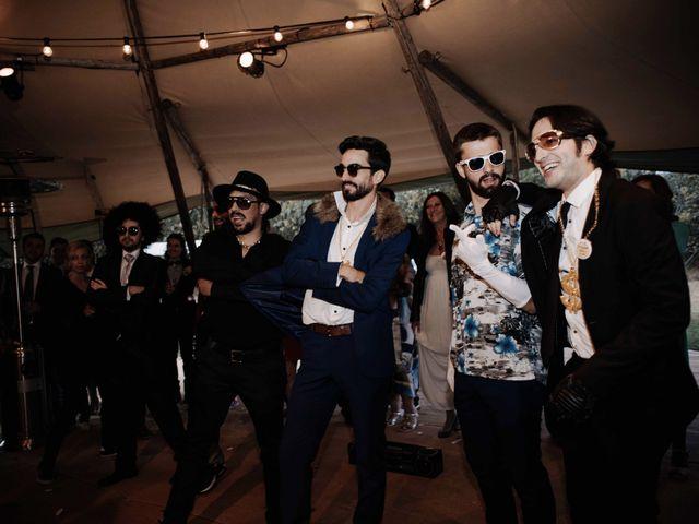 La boda de Nacho y Taty en Rascafria, Madrid 552