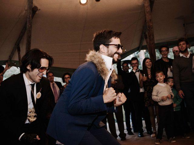La boda de Nacho y Taty en Rascafria, Madrid 556