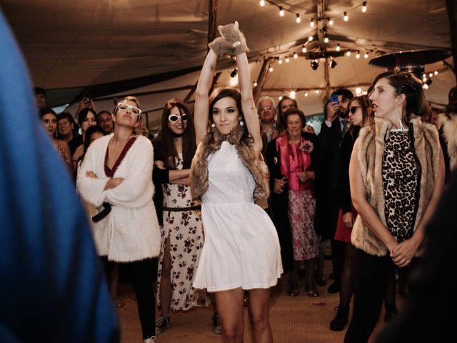 La boda de Nacho y Taty en Rascafria, Madrid 558
