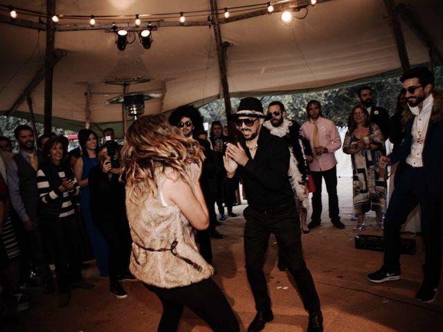 La boda de Nacho y Taty en Rascafria, Madrid 561