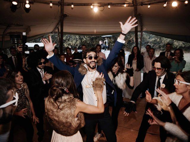 La boda de Nacho y Taty en Rascafria, Madrid 565