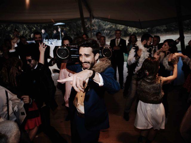La boda de Nacho y Taty en Rascafria, Madrid 567