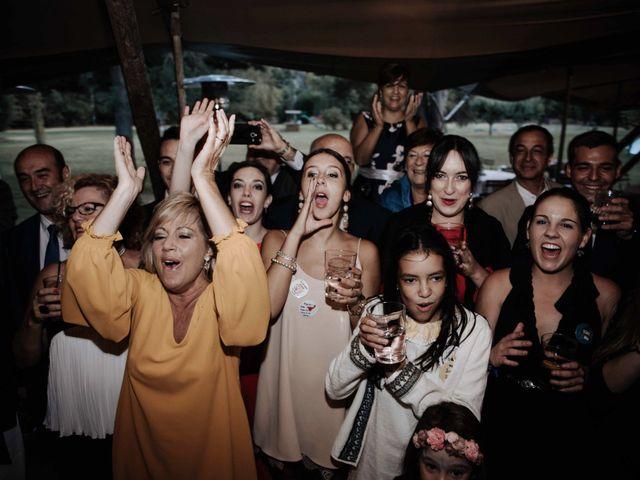 La boda de Nacho y Taty en Rascafria, Madrid 568