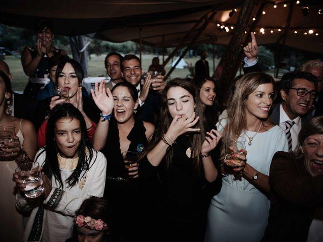 La boda de Nacho y Taty en Rascafria, Madrid 569