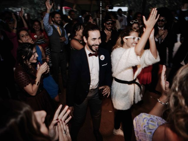 La boda de Nacho y Taty en Rascafria, Madrid 570