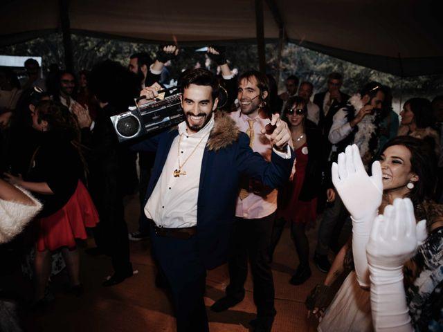 La boda de Nacho y Taty en Rascafria, Madrid 571