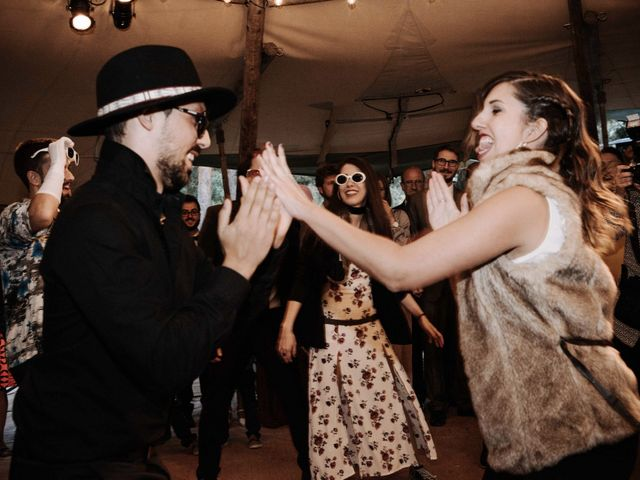 La boda de Nacho y Taty en Rascafria, Madrid 572