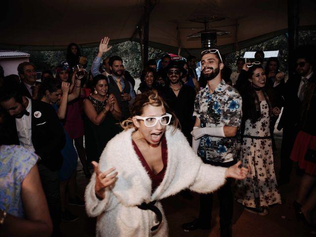 La boda de Nacho y Taty en Rascafria, Madrid 573