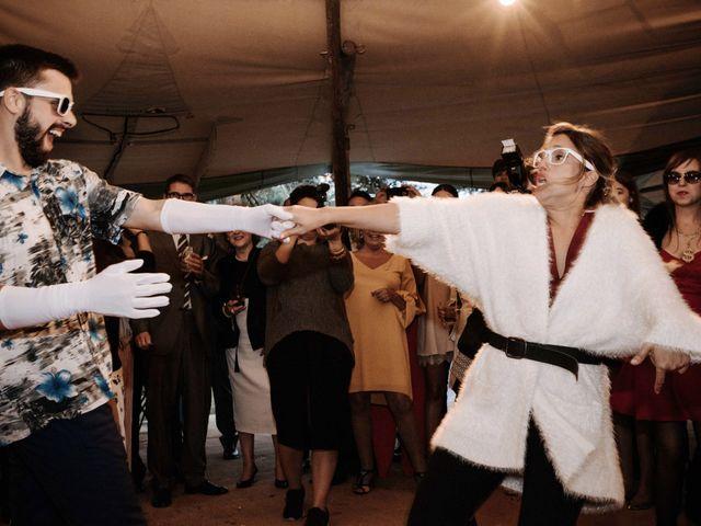 La boda de Nacho y Taty en Rascafria, Madrid 574